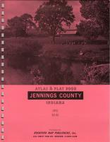 Title Page, Jennings County 1972